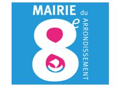 Logo mairie 75008 PARIS