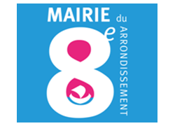 Logo mairie 75008 PARIS