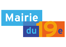 Logo mairie 75019 PARIS